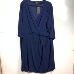 Joanna Hope Dresses - JOANNA HOPE Wrap Dress plus womens size 26 NWT